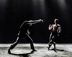 Asylum by rami be er kibbutz contemporary dance company photo by eyal hirsch 8593