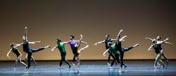Boston ballet 12 pas parts forsythe ph angela sterling