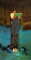 Circe john william waterhouse