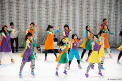 Eun me anh dancing teen teen 2