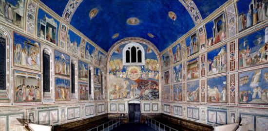 Giotto bondone peintre toscan 14eme siecle 10 606461