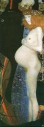 Klimt hope i 1903