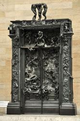 La porte de l enfer