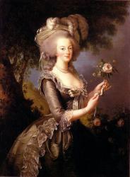 Marie antoinette vers 1783