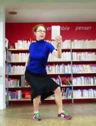 Montllo guberna r seth b le bruit des livres 37 bibliotheque louise michel paris 18 11 17