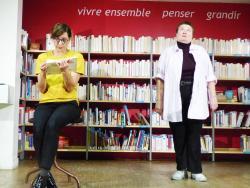 Montllo guberna r seth b le bruit des livres 53 bibliotheque louise michel paris 18 11 17