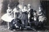 Premiere de la belle au mariinky le 15 01 1890