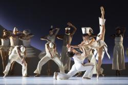 Simone tribuna mimoza koike et les ballets de mc