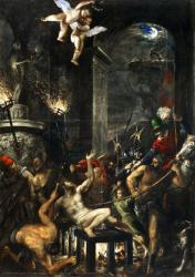 Tiziano vecellio titian martyrdom of st lawrence 1549